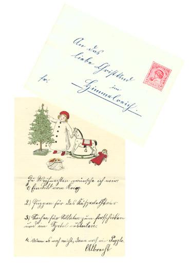 Landesarchiv Baden Württemberg - Archivale des Monats Dezember 2001