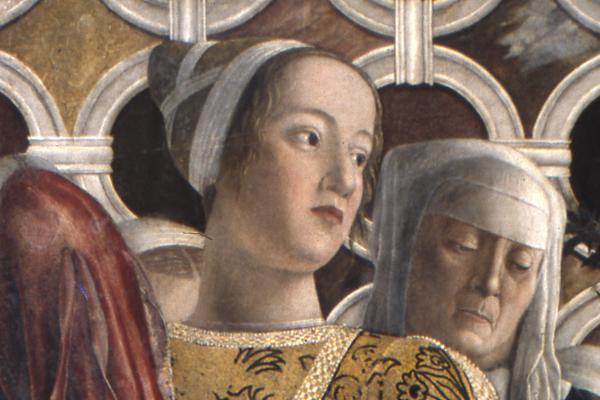 Landesarchiv baden w rttemberg barbara gonzaga for Mantova palazzo ducale camera degli sposi