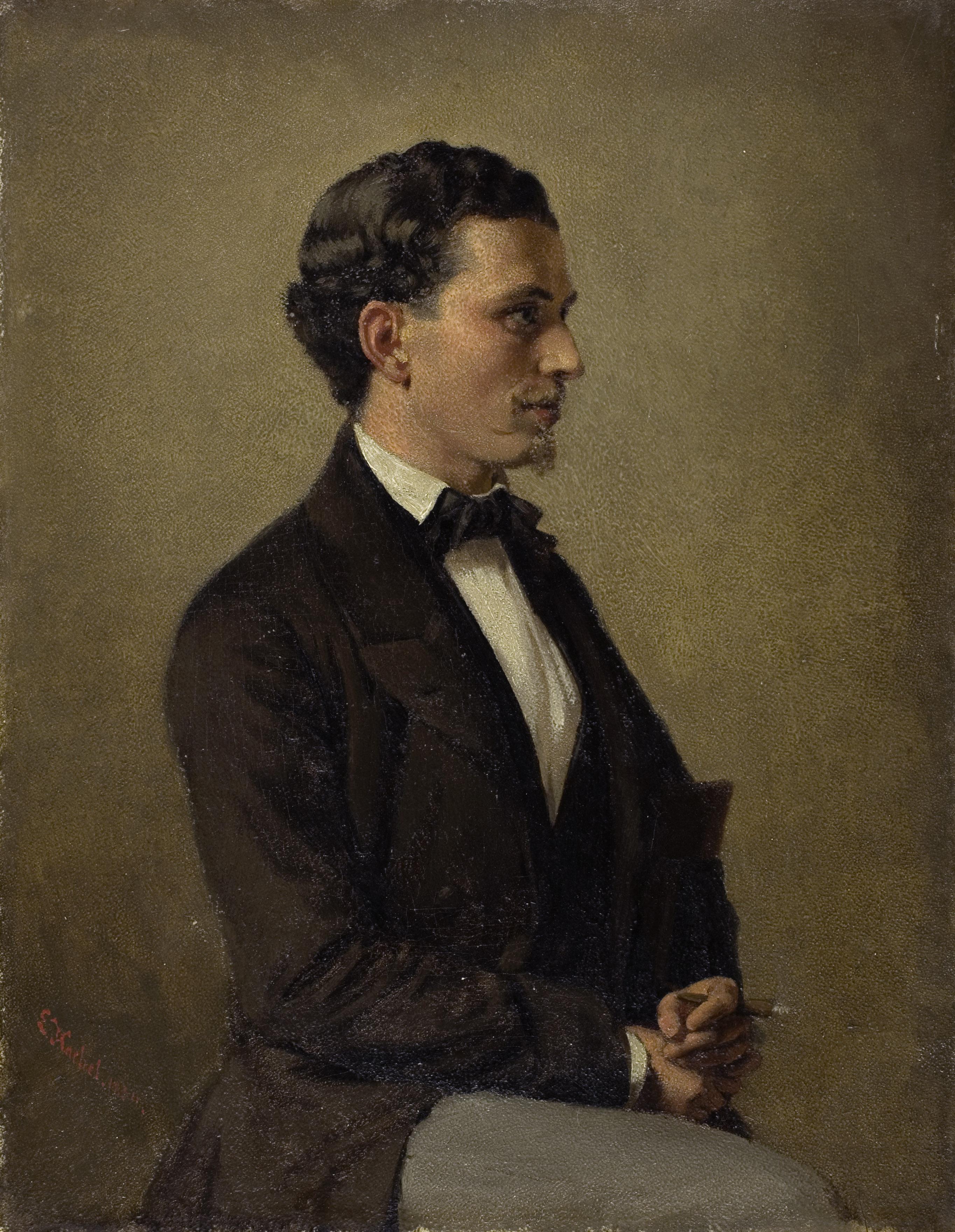 Moritz Ellstätter (1827-1905)