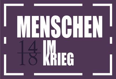 Menschen im Krieg 1914-1918 am Oberrhein