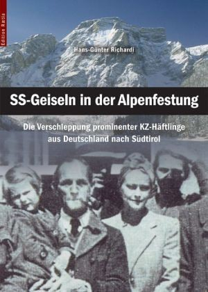 SS Geiseln in der Alpenfestung, Richardi Cover